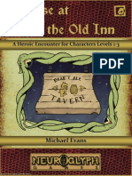 A Curse at the Old Inn