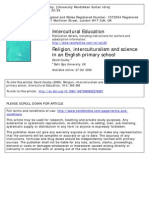 A4 Coulby 2008 Interculturalism in English Primary School
