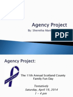 agency project