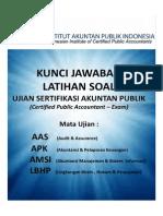 2014_lembar Jawaban Soal Latihan Cpa Exam_cover