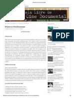 El Guión en el Cine Documental