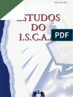 Estudos do ISCAA (2ª série) - Nº2, Ano 1996
