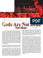 Into the Fire... Ezine, Issue 3 - Myths