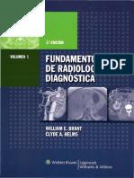 Fundamentos de Radiologia 1