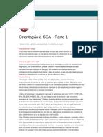 DevMedia - Orientação a SOA