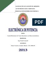 Electronica de Potencia Proyecto Final