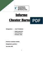 Chester Irving Barnard