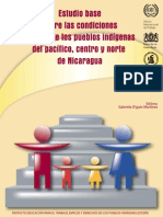 Estudio Base Sobre Las Condicionesdevida Nicaragua[1]