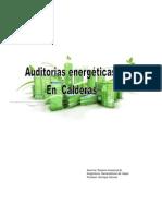 Auditoría Energetica en Calderas