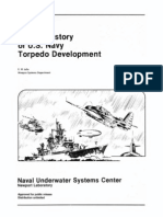 A Brief History of US Navy Torpedo Development