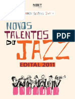 Edital Novos Talentos