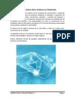 EQUIDAD SOCIAL EN EL ACCESO A LA TECNOLIGIA.docx