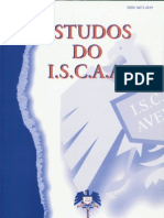 Estudos do ISCAA (2ª série) - Nº6/7, Ano 2000/01