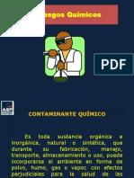 MEDICINA DEL TRABAJO VI AGENTES QUÍMICOS