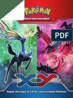 Xy1 Rulebook Es