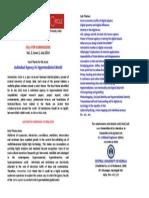 Humanities Circle July 2014 CfP