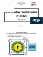 Filipino Gabay Pangkurikulum Baitang 1-10 Disyembre
