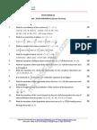 11 Mathematics Conic Section Test 04