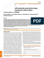1_ Review_Organic Solar Cell Materials and Active Layer Designs Improv...