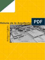 Antiguo Egipto-Historia de La Arquitectura