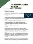 CONTEXTOS DE SOCIALIZACIÓN EN LA EDAD DE LA EDUCACIÓN