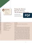 Putting the Altruism Back Into Altruism- The Evolution of Empathy Frans B.M. de Waal-DeWaalAnnRevPsych2008