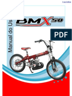 Manual da BMX50