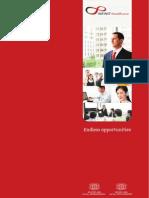 Infinit Healthcare Corporate Brochure