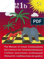Chess School 1b - Manual de Combinacione - Sergey Ivashchenko