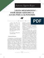 LA ESCUELITA NEOZAPATISTA_Vivir desde adentro la lucha por la autonomía_Carlos Aguirre Rojas