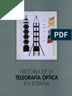 Historia de La Telegrafia Optica en Espana d69d1c35