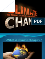Climate Change Combine