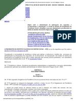 INSTRUÇÃO NORMATIVA INSS_PRES Nº 45, DE 6 DE AGOSTO DE 2010 - DOU DE 11_08_2010 - Alterada