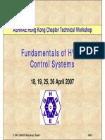 ASHRAE Workshop Control SamHui Part 2