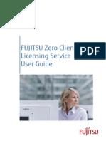 Zc Licensing Service User Guide