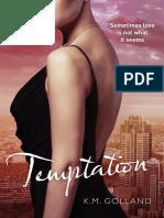 Temptation by K.M. Golland - Chapter Sampler