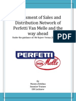 Perfetti Sales