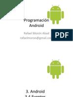 Botones Fisicos Android