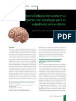 Neurobiologia del sueño y su importancia