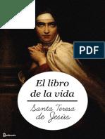 Santa Teresa  de Jesús - El libro de la vida