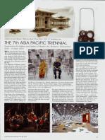 7th Asia Pacific Triennale
