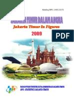 Jakarta Timur dalam Angka 2009