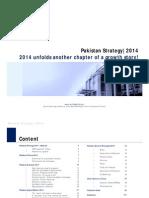 Pakistan Strategy 2014