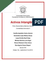 Activos Intangibles 2a Parte