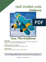 Ace Aeroplano DC Ingles