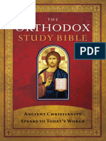 The Orthodox Study Bible - St. Athanasius Academy of Orthodox Theol