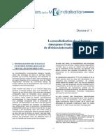 Dossier Mondialisation