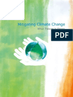 03 Mitigating Climate Change-What Taiwan is Doing