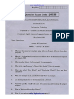 SPM April- May2012 Question Paper