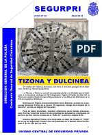 Monográfico UCSP nº26 - Ley de Seguridad Privada